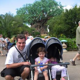(some of) The Kirsches at Disneyworld